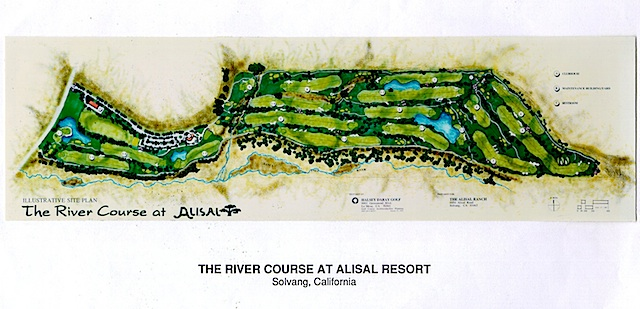 alisal river course layout plan